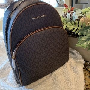 Mk authentic backpack